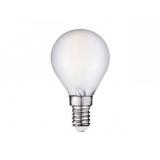 LED G45 E14 4 Вт матовая серии Филамент
