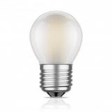 LED Лампа G45  E27  5 Вт. матовая серии Филамент