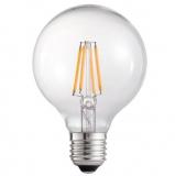 LED Лампа G95 4 Вт. серии Филамент
